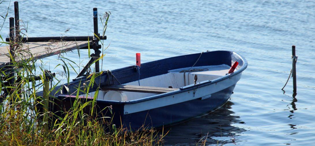 Ruderboot Insel Rügen